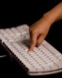 finger typing